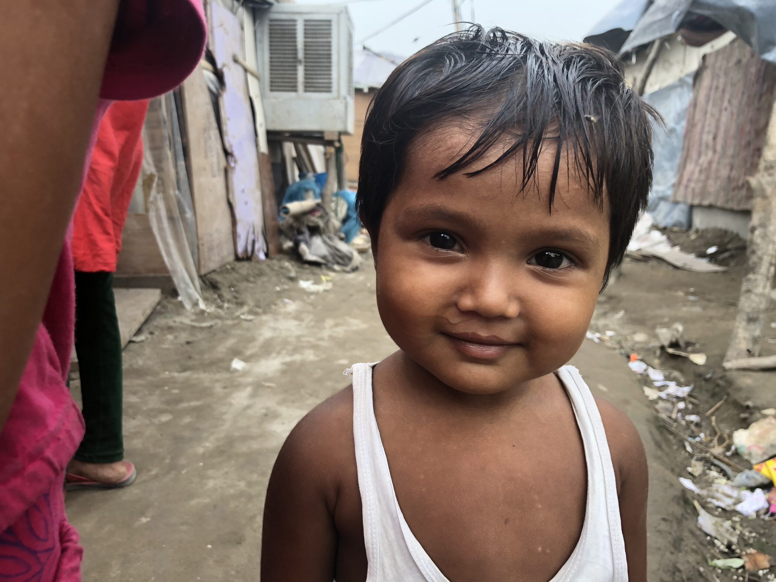 Rohingya-refugee-boy-in-Delhi-India-caring-the-best-way-for-orphans
