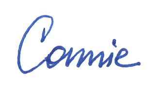 Connie signiture