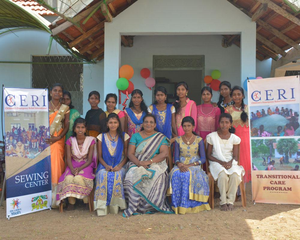 Sri Lankan womens group