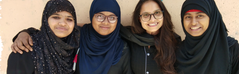 Young female refugee making history in India - Ceri Featured Image