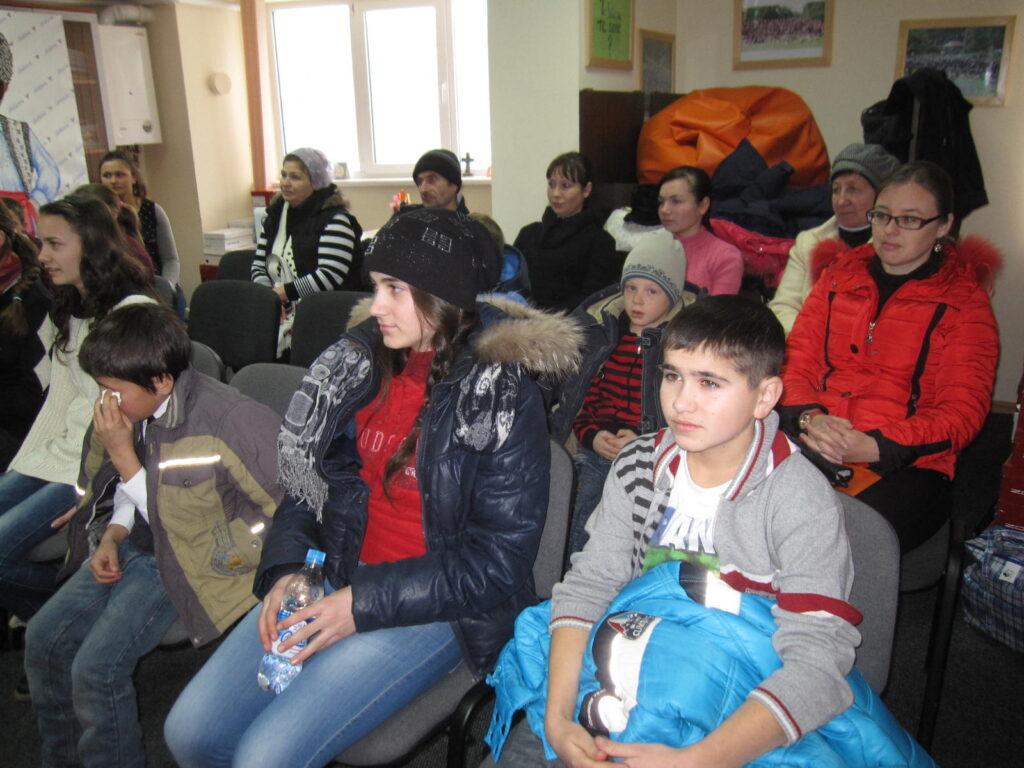 Children in Moldova